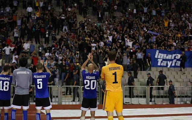 """""""Qarabağ""""ın oyununa 28 min bilet satılıb"""