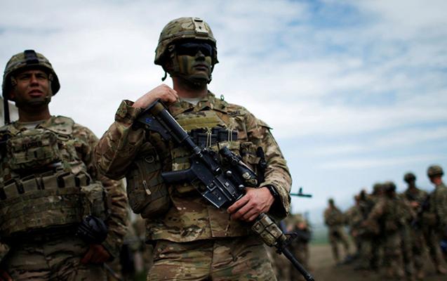 ABŞ ordusu döyüş hazırlığı vəziyyətinə gətirildi