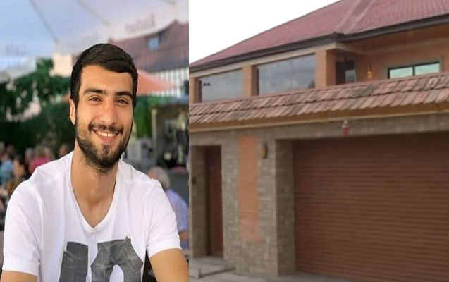 Mahirin evini qarət edənlər saxlanıldı - Foto