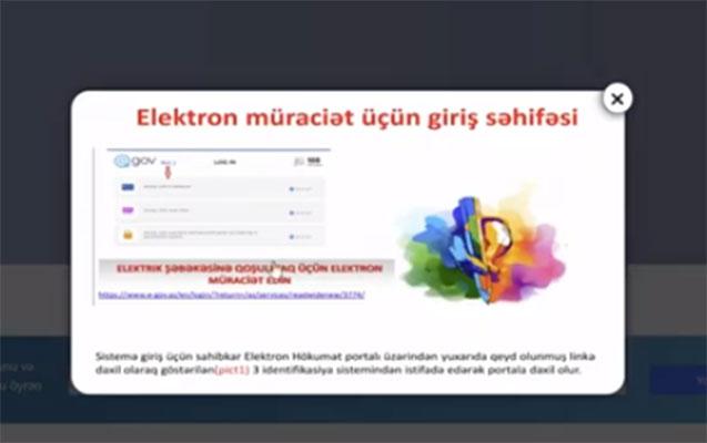 """""""Azərişıq""""dan sahibkarlar üçün yenilik"""