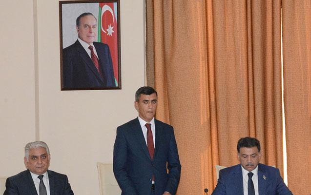 """""""Əsrin müqaviləsi""""nin 25 illiyinə həsr olunmuş tədbir keçirildi"""