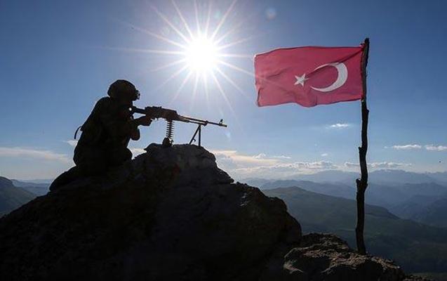 Türkiyədə 6 PKK-lı polisə təslim oldu