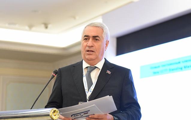 """""""Dəmir Yolları"""" TDƏŞ-nin üzvlüyünə qəbul edildi"""