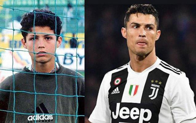 """Ronaldo """"MC Donalds""""da ona yemək verən qadını axtarır"""