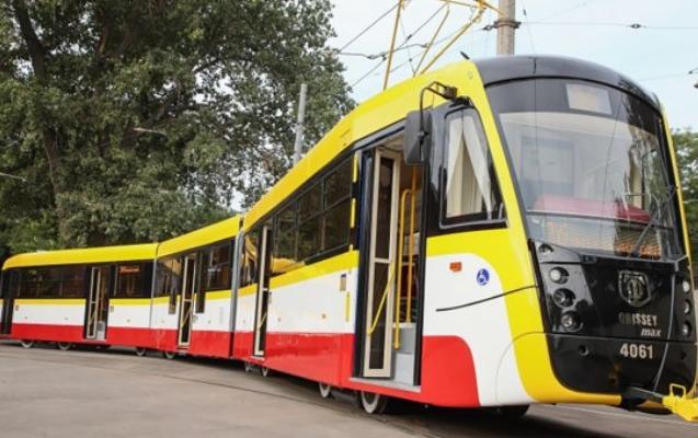 Ukraynada ən uzun tramvay istifadəyə verildi
