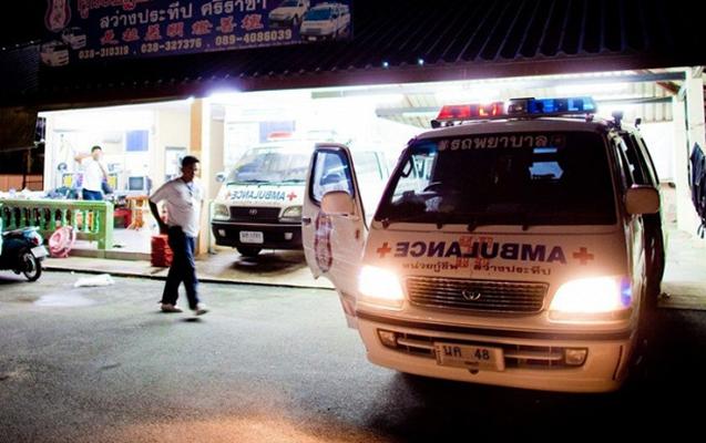 Rusiyalı boksçu eyvandan düşərək öldü
