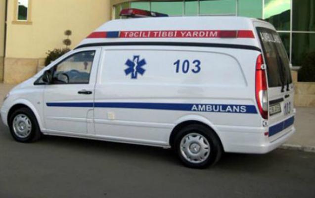 7 yaşlı uşaq bədbəxt hadisə nəticəsində öldü
