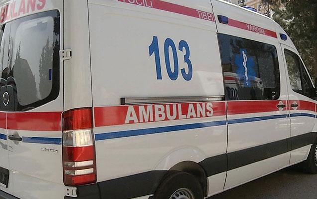 57 yaşlı kişi hündürlükdən yıxılıb öldü