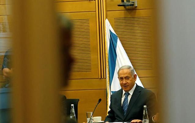 Netanyahu ilk dəfə Səudiyyəyə dron hücumlarından danışdı