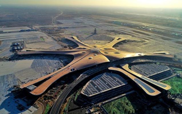 Dünyanın ən böyük hava limanı istifadəyə verildi