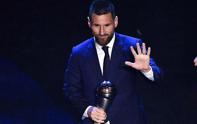FİFA saxtakarlıq edib - Səslər Messi üçün hesablanıb