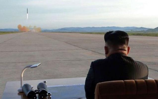 Şimali Koreya Yaponiyaya raket atdı