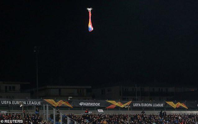 AFFA UEFA-ya şikayət məktubu göndərdi