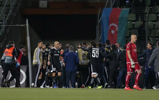 """""""Qarabağ Azərbaycan torpağıdır"""" - """"Marca"""""""