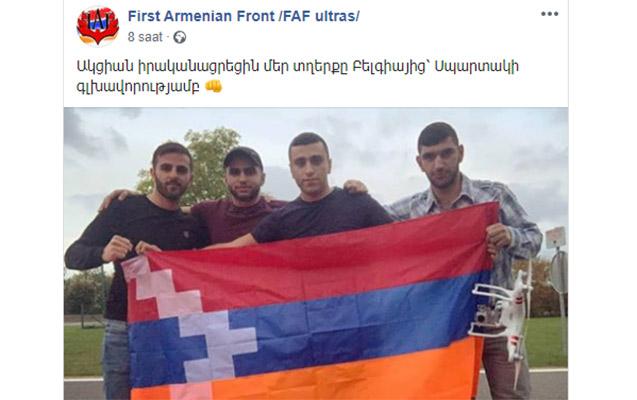Azərbaycanlılar təxribatçı ermənilərin səhifəsini bağlatdırdı