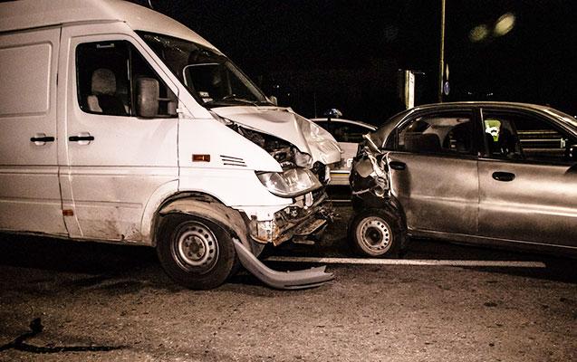 Bakıda xaricilərin iştirakı ilə qəza, 11 nəfər yaralandı