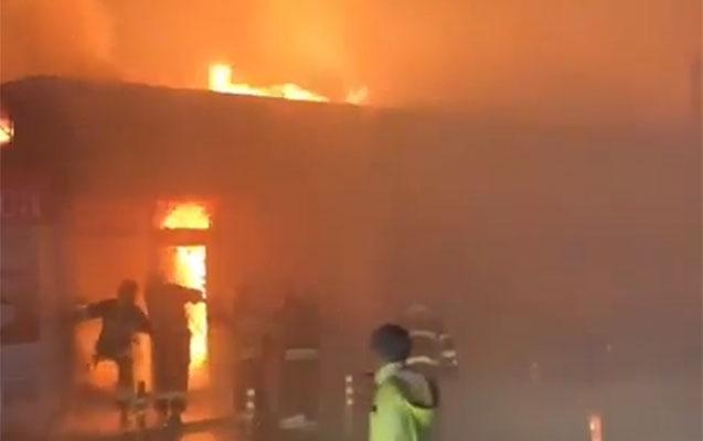 İsmayıllıda 3 otaqlı ev əşyaları ilə birgə yandı