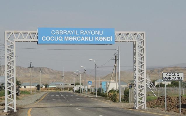 Cocuq Mərcanlıya ilk marşrut açılır