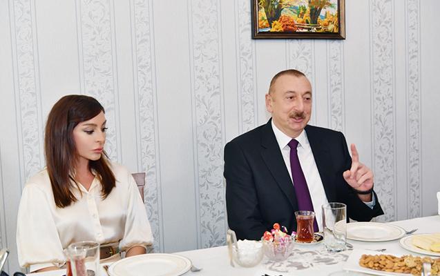 """""""Cəmiyyətimizdə təbəqələşmə, kasıb olmamalıdır"""""""