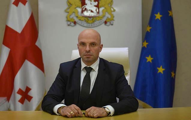 Gürcüstan baş prokurorunun diplomu saxta çıxdı