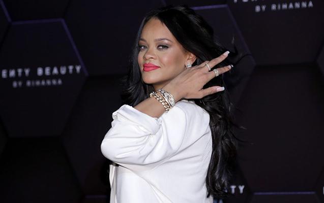 Rihannanın kitabı 110 min dollara satıldı