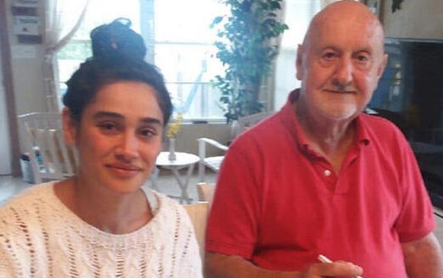 Türkiyəli aktrisa 80 yaşlı kişiyə ərə getməyindən danışdı