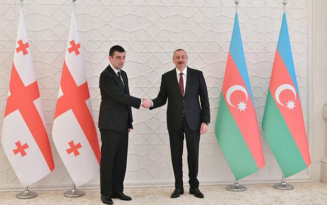 """""""Bizim üçün də Gürcüstan ən yaxın tərəfdaşdır"""""""