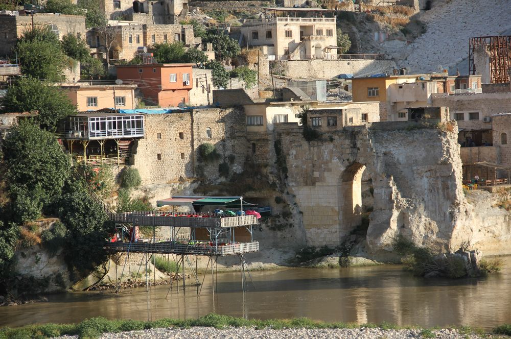 Türkiyənin yox olacaq şəhərindən - Son fotolar