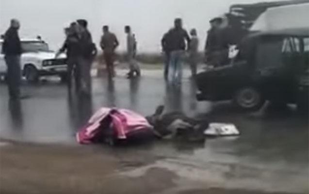 FHN-in işçisi anası və arvadı ilə birgə qəzada öldü