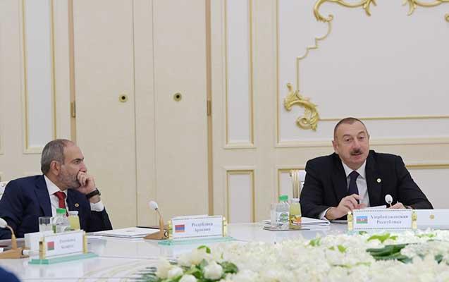Prezident Aşqabadda çıxış etdi