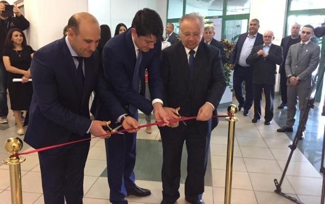 Polşa Azərbaycanlıları Assosiasiyasının mərkəzi ofisinin açılışı oldu