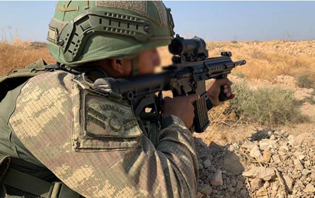 Suriyada 550 terrorçu öldürülüb