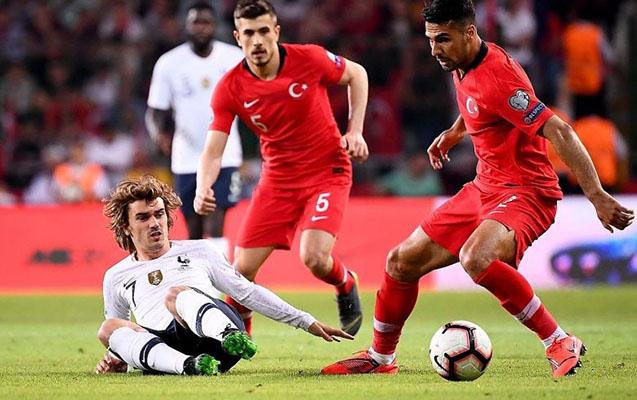 Türkiyə Fransaya qarşı