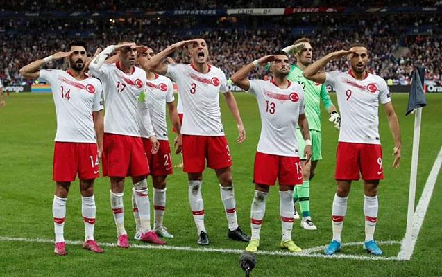 Türkiyə Fransadan yenə xal aldı
