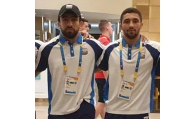 Güləşçimiz ilk Dünya Çimərlik Oyunlarında gümüş medal qazandı