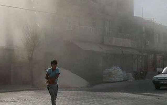 Türkiyəyə hava hücumu oldu, yaralılar var