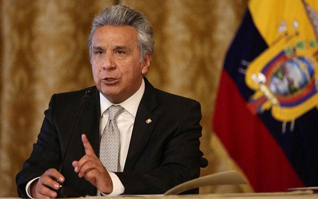 Ekvadorda prezident etirazçıların istəyini qəbul etdi