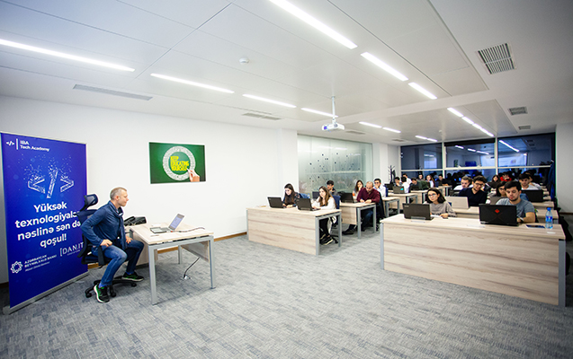 Beynəlxalq Bankın IBA Tech Akademiyası fəaliyyətə başladı