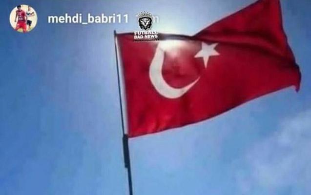 """""""Traktor""""un üzvü """"Barış Pınar"""" hərəkatına görə cəzalandı"""