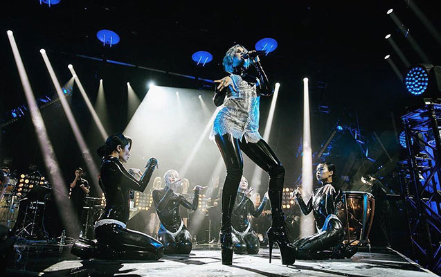 """Ukrayna Rusiya səhnəsinə ayağı dəyənləri """"Eurovision""""a buraxmayacaq"""