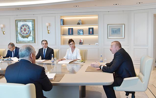 Prezident Baş Nazir dəyişikliyindən danışdı