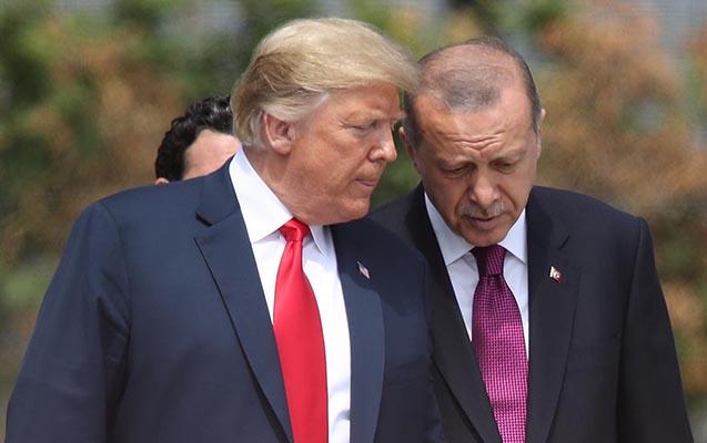 Trampın Ərdoğana təhdid məktubu üzə çıxdı
