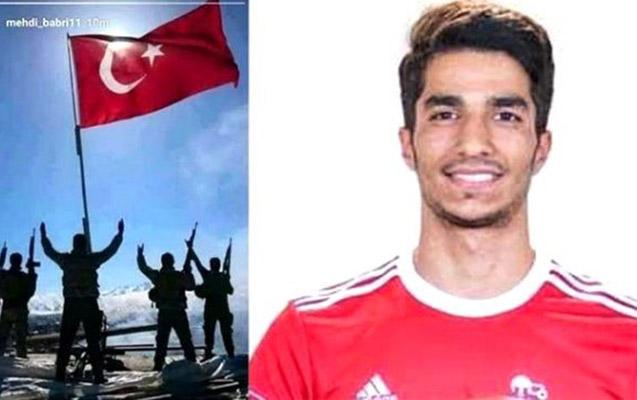 """""""Traktor"""" """"Barış Pınar""""ına dəstək olan futbolçuya sahib çıxdı"""