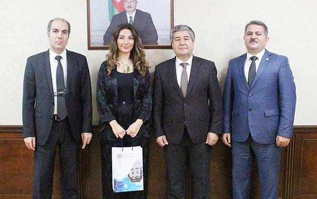 Azərbaycan Universiteti Ukrayna universiteti ilə əməkdaşlığı genişləndirir