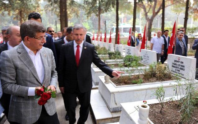 Davudoğlu yeni partiyası üçün hərəkətə keçdi