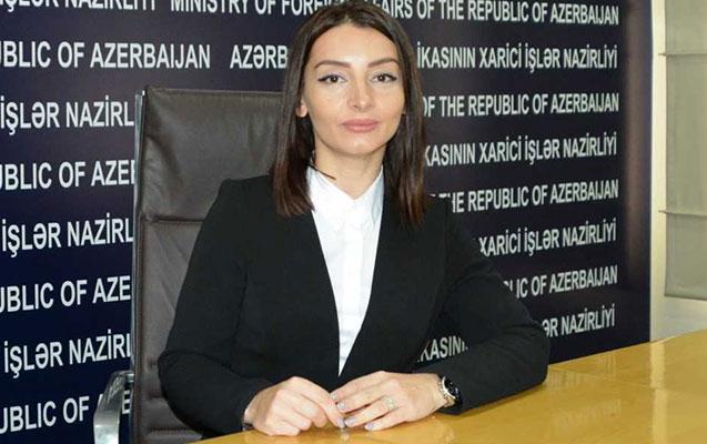 """""""Ermənistan düşdüyü dalandan çıxmasını təmin edə biləcək addımlar atmalıdır"""""""