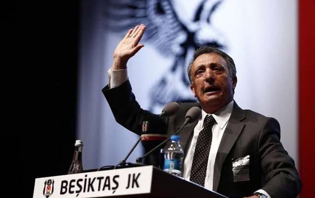 """""""Beşiktaş""""ın yeni prezidenti o oldu"""