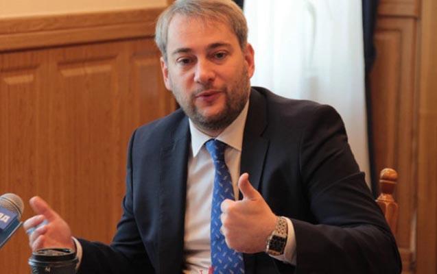 Ukraynada Bakı ermənisi vəzifəsindən istefa verdi