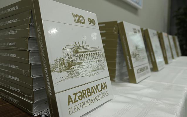 """""""Azərbaycan energetikası"""" filmi və kitabının təqdimatı olub"""