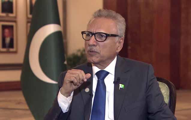 Pakistan Prezidenti Bakıya gələcək